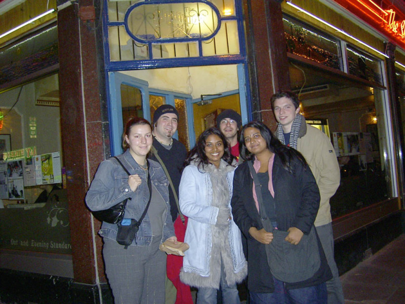 Peta, Me!, Shevonne, Rob, Maryann and Martin.