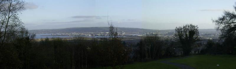 Belfast Panorama