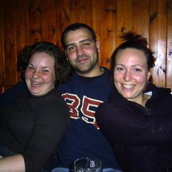 Leisel, Dave and Renee.