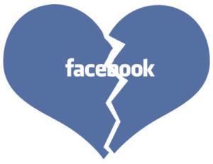 Facebook break-up